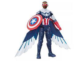 Hasbro Marvel Avengers Titan Hero Series Captain America