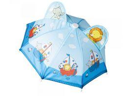 Heless Regenschirm Segelfreunde Puppen Regenschirm