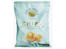Sal de Ibiza Chips a la Flor de Sal
