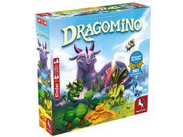 Pegasus Dragomino Kinderspiel des Jahres 2021