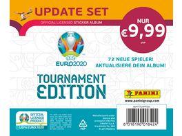 Panini UEFA EURO 2020 TOURNAMENT EDITION Update Set