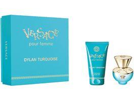 VERSACE Dylan Turquoise Eau de Toilette Duftset