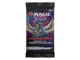 Magic the Gathering Forgotten Realms Set Booster DE