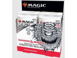Magic the Gathering Forgotten Realms Sammler Booster 15 Karten