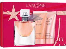 LANCOME La vie est belle Eau de Parfum Xmas Set