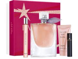 LANCOME La vie est belle Eau de Parfum Geschenkset Xmas
