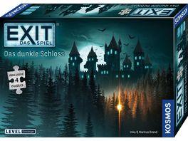 KOSMOS EXIT Das Spiel Puzzle Das dunkle Schloss