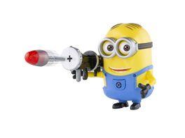 Minion Deluxe Action Figur Dave mit Raketenwerfer