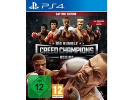 Big Rumble Boxing Creed Champions Day Day One