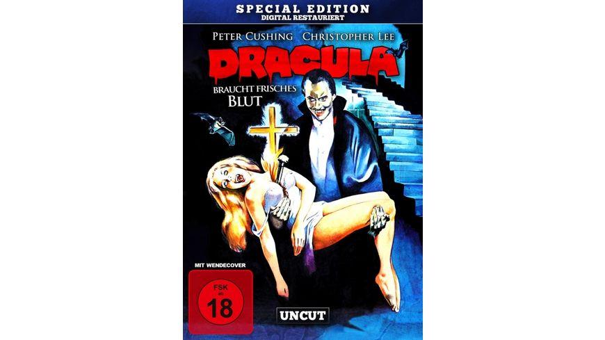 Dracula braucht frisches Blut - uncut S.E. (digital restauriert)