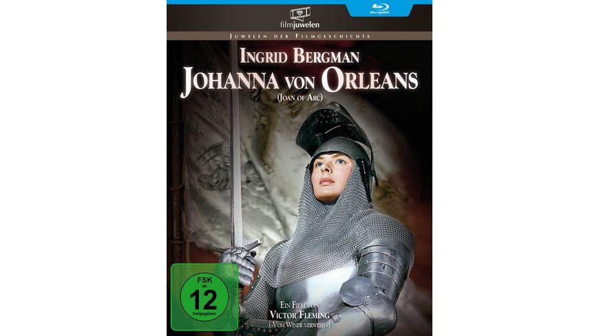 Johanna von Orleans (Ingrid Bergman) (Filmjuwelen)
