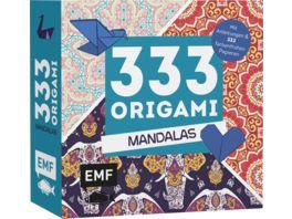 333 Origami Mandalas