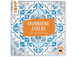 Colorful Moments Faszinierende Azulejos