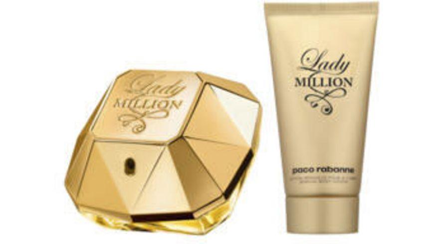 PACO RABANNE LADY MILLION  Eau de Parfum + Bodylotion Set