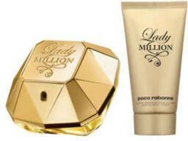 PACO RABANNE LADY MILLION Eau de Parfum Bodylotion Set