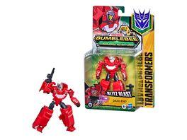 Hasbro Transformers Cyberverse Warrior Figur sortiert
