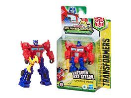 Hasbro Transformers Cyberverse Scout Figur sortiert