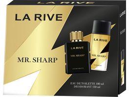 LA RIVE Mr Sharp Geschenkset
