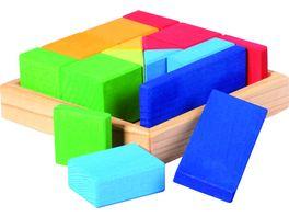 Glueckskaefer Bunte Formenwelt Baukasten Quadrat Formen Mix