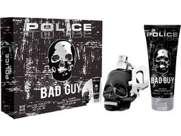 POLICE TO BE BAD GUY For Man Eau de Toilette Duftset
