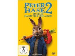 Peter Hase 2 Ein Hase macht sich vom Acker