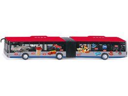 SIKU 3739 Super Timeline Gelenkbus 100 Jahre Sieper