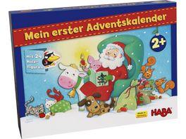 HABA Mein erster Adventskalender Weihnachten auf dem Bauernhof 303156
