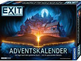 KOSMOS EXIT Das Spiel Das Spiel Adventskalender