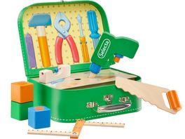 Selecta Werkzeugkoffer 25x18 cm