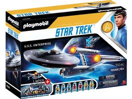 PLAYMOBIL 70548 Star Trek U S S Enterprise NCC 1701