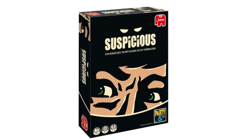 Jumbo Spiele - Suspicous