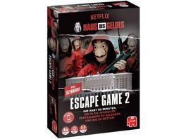 Jumbo Spiele Haus des Geldes Escape Game 2