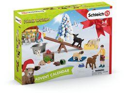 Schleich 98271 Farm World Adventskalender 2021