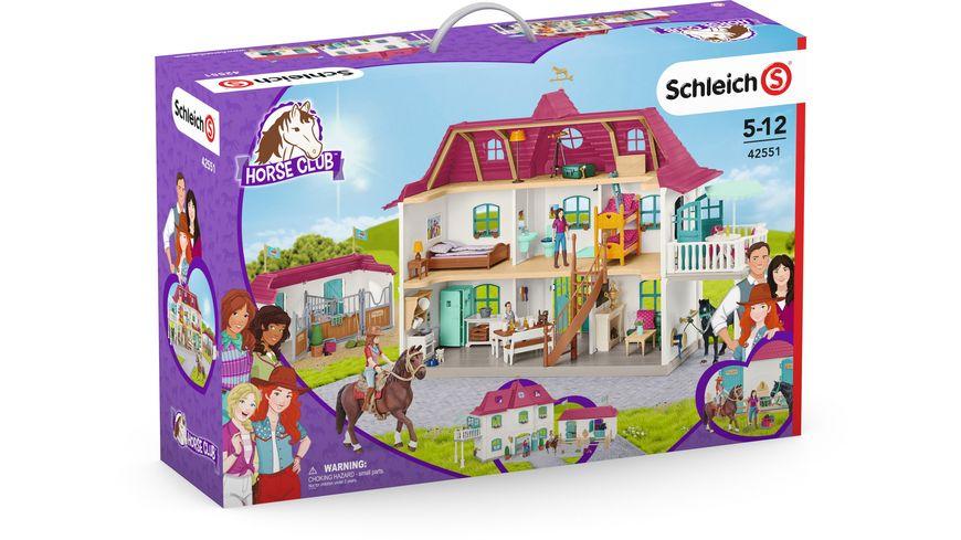 Schleich 42551 - Horse Club - Lakeside Pferdehof