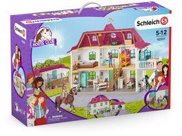 Schleich 42551 Horse Club Lakeside Pferdehof