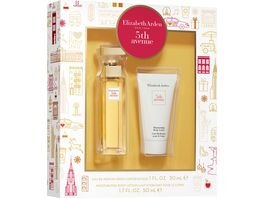 Elizabeth Arden 5th Avenue 30ml Eau de Parfum 50ml Body Cream