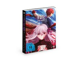 Fate stay night Heaven s Feel III Spring Song DVD