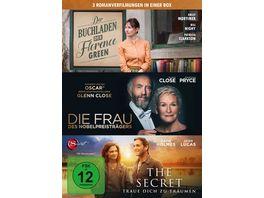 Romanverfilmungen Exklusive 3DVD Box