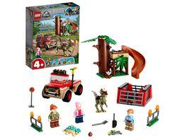 LEGO Jurassic World 76939 Flucht des Stygimoloch Spielzeug ab 4 Jahren