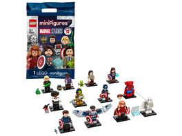 LEGO Minifiguren 71031 Marvel Studios 1 12 Kinderspielzeug