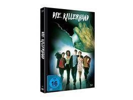 Die Killerhand Limitiertes Mediabook DVD