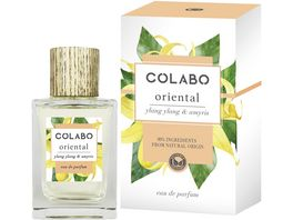COLABO ORIENTAL ylang ylang amyris Eau de Parfum