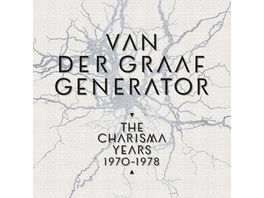 The Charisma Years Ltd 17CD 2bluray Audio 1bluray