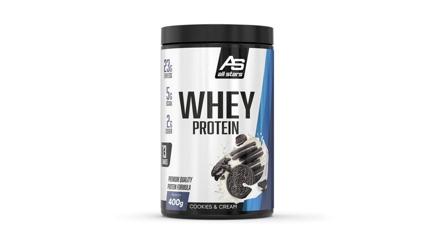 ALL STARS WHEY PROTEIN - Cookies & Cream
