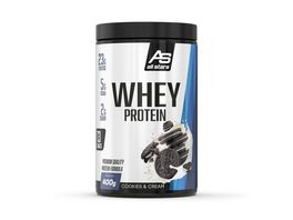 ALL STARS WHEY PROTEIN Cookies Cream
