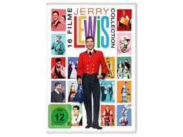 Jerry Lewis 16 Film Collection 16 DVDs