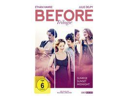Before Trilogie 3 DVDs