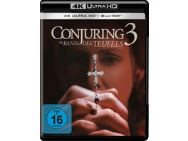 Conjuring 3 Im Bann des Teufels Blu ray 2D