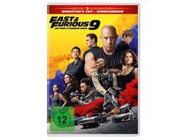 Fast Furious 9 Die Fast Furious Saga