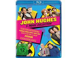 John Hughes 5 Movie Collection 5 BRs